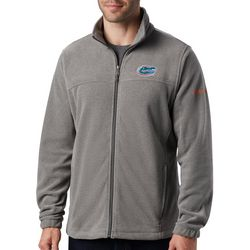 Florida Gators Mens Flanker Fleece Jacket By Columbia