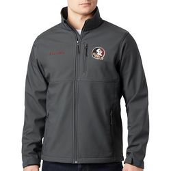 Florida State Mens Ascender Jacket By Columbia
