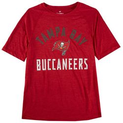 Buccaneers Mens Iconic Logo Short Sleeve Tee