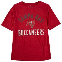 Buccaneers Mens Iconic Logo Short Sleeve Tee