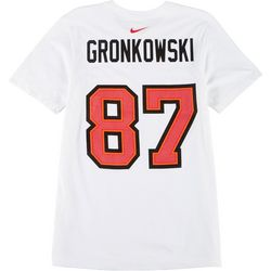 Tampa Bay Buccaneers Mens Gronkowski T-Shirt by Nike