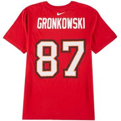 Buccaneers Mens Gronkowski T-Shirt by Nike