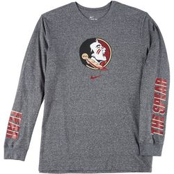Nike Florida State Mens Long Sleeve Team T-Shirt