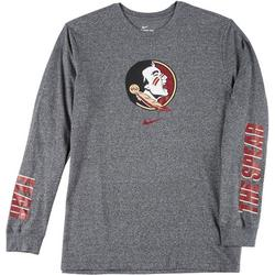 Florida State Mens Long Sleeve Team T-Shirt
