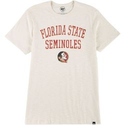 Florida State Mens Logo Text Scrum T-Shirt by 47 Brand
