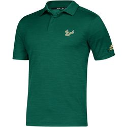 USF Bulls Mens Game Mode Polo Shirt by Adidas