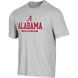 Alabama Crimson Tide Mens Field Day T-Shirt By Champion