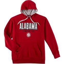 Alabama Mens Logo Hoodie by Champion