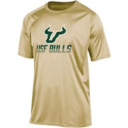 USF Bulls Mens Training Short Sleeve T-Shirt by Champion