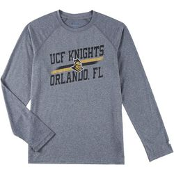 UCF Knights Mens Persistent Long Sleeve T-Shirt by Champion