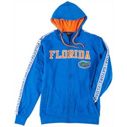 Florida Gators Mens Logo Full Zipper Hoodie by Colosseum