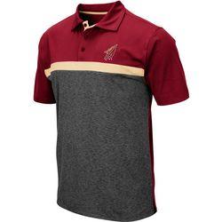 Florida State Mens Capital City Polo Shirt by Colosseum