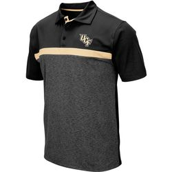 UCF Knights Mens Capital City Polo Shirt by Colosseum