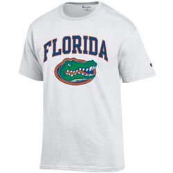 Florida Gators Mens Small Gator T-Shirt by Champion