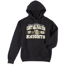 UCF Knights Mens Fleece Logo Hoodie by Victory