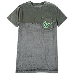 Mens Burnout Wash T-Shirt by Victory