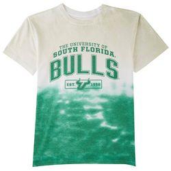USF Bulls Mens Tie Dye T-Shirt by Victory