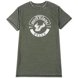 Mens Burn Out WAsh Logo Tee by Victory