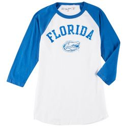 Florida Gators Mens 3-quarter Sleeve Logo T-Shirt by Victory