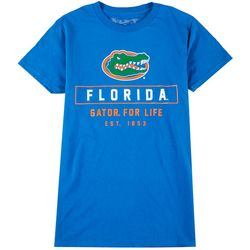 Florida Gators Mens Gator For Life T-Shirt by Victory