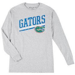 Florida Gators Mens Long Sleeve Gators Tee by Victory