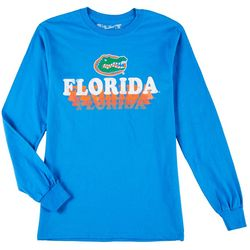 Florida Gators Mens Long Sleeve Team T-Shirt by Victory
