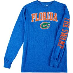 Florida Gators Mens Long Sleeve The Swamp T-shirt by Victory