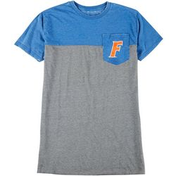 Florida Gators Mens Colorblock T-Shirt by Victory