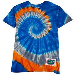 Florida Gators Mens Tye Dye Logo T-Shirt by Victory