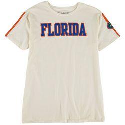 Flordia Gators Mens Varisty Stripe Sleeve T-Shirt by Victory