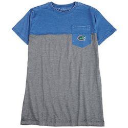 Florida Gators Mens Colorblocked Logo T-Shirt by Victory
