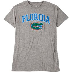 Florida Gators Mens Heather Crew Neck T-Shirt by Victory