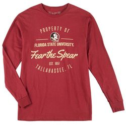 Florida State Mens Long Sleeve Team T-Shirt by Victory