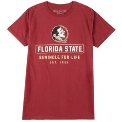 Florida State Mens Icon T-Shirt by Victory