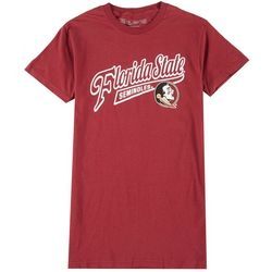 Florida State Mens Short Sleeve Logo Icon Tee