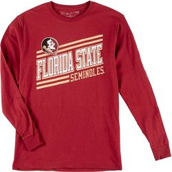 Florida State Mens Long Sleeve Promo T-Shirt by Victory