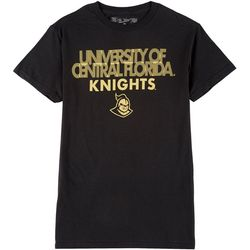 UCF Knights Mens Short Sleeve Logo Tee by Victory