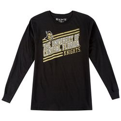 UCF Knights Mens Long Sleeve Logo T-Shirt by Victory