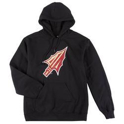 Mens Arrowhead Logo Hoodie by Victory