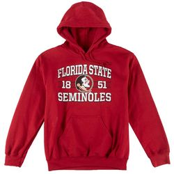 Florida State Mens Fleece Logo Hoodie by Victory