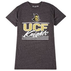 UCF Knights Mens UCF Heather Team Logo T-Shirt by Victory