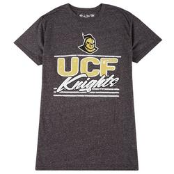 Mens UCF Heather Team Logo T-Shirt by Victory