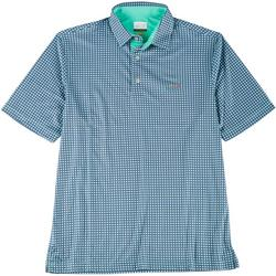 Mens Medallion Polo Shirt