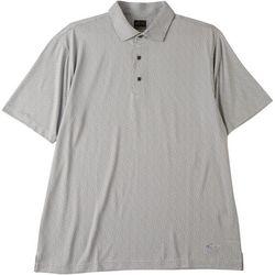 Greg Norman Collection Mens Protek Microdot  Polo Shirt