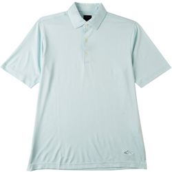 Greg Norman Collection Mens Protek Microdot  Polo Shirt