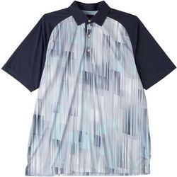 Greg Norman Collection Mens ML75 Glacier Polo Shirt