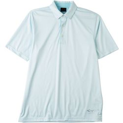 Greg Norman Collection Mens 2Below Shark fin Polo Shirt