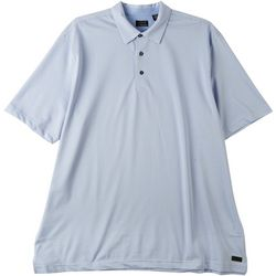 Greg Norman Collection Mens Concord Solid Polo Shirt