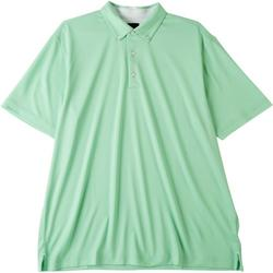 Mens WeatherKnit Solid Polo Shirt