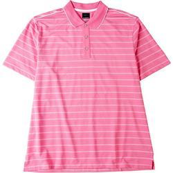 Mens ML75 Striped Polo Shirt